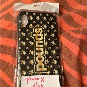 iPhone X Plus Phone case